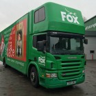 2005 SCANIA 18 TON- 6 CONTAINER REMOVAL TRUCK