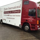 1998 DAF 17 TON 5 CONTAINER REMOVAL TRUCK