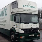 2002 MERCEDES ATEGO 18 TON-5 CONTAINER REMOVAL TRUCK