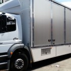 2008 MERCEDES LEZ COMPLIANT 18 TON -5 CONTAINER REMOVAL TRUCK