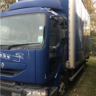 2000 RENAULT 7.5 TON- 2 CONTAINER REMOVAL TRUCK WITH TAIL-LIFT