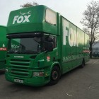 2005 SCANIA 18 TON 6 CONTAINER REMOVAL TRUCK