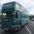 2005 SCANIA 18 TON 5 CONTAINER REMOVAL TRUCK